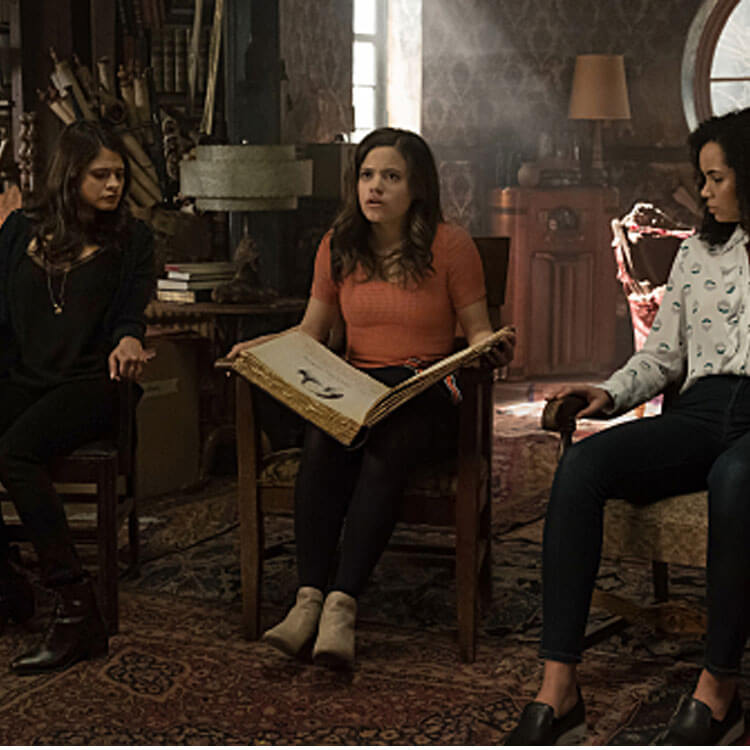 Charmed reboot tries to charm a new generation