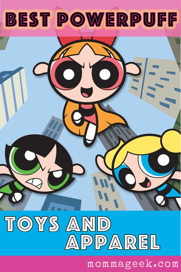 Powerpuff girls toys and merchandise