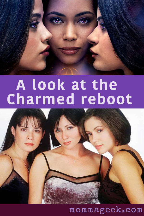 Will the new Charmed Reboot Charm you