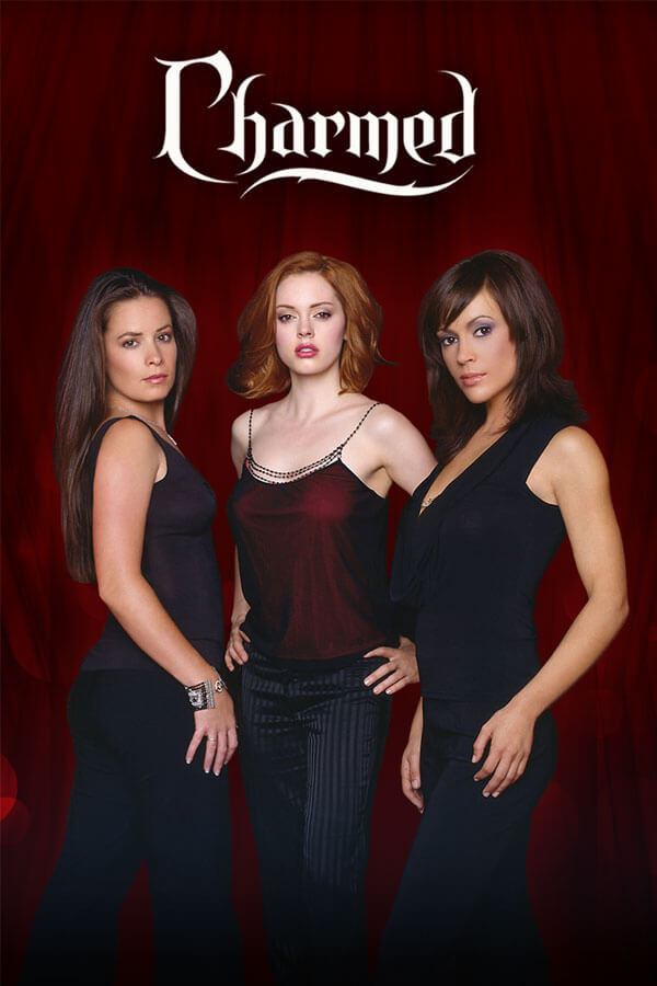 Classic Charmed Sisters