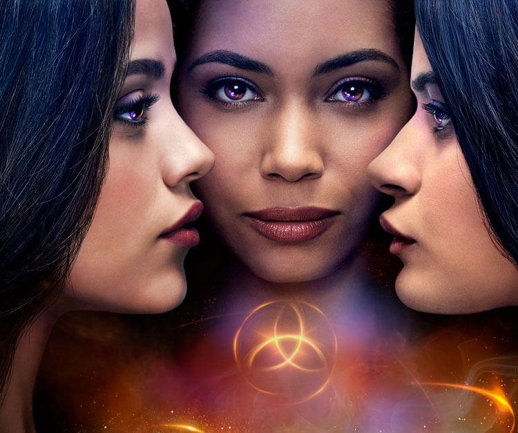 the new witches of charmed