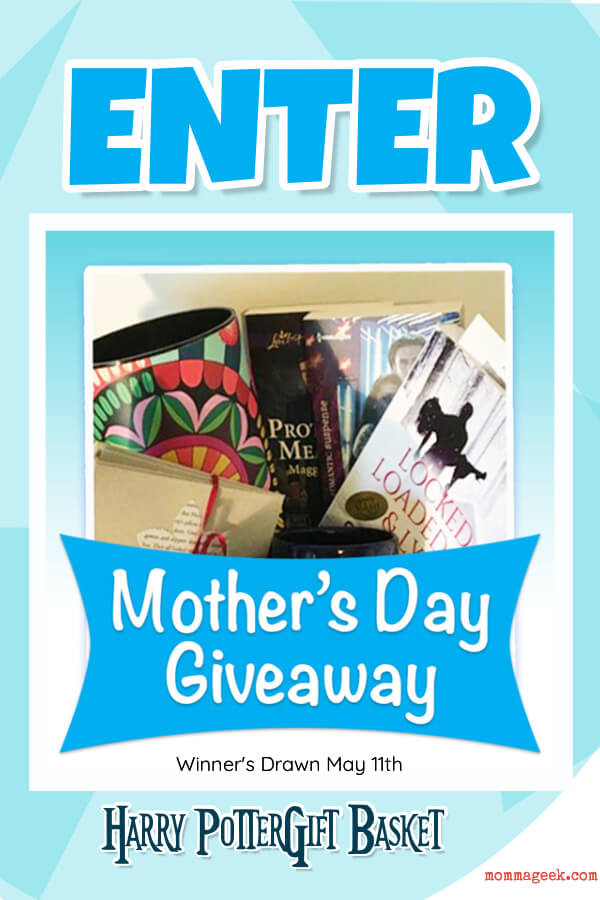 Mother's Day Harry Potter Gift Basket Giveaway